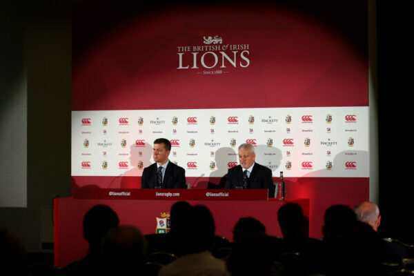 British & Irish Lions tour to South Africa to go ahead as scheduled in 2021