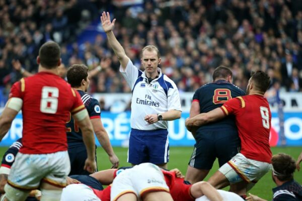 Wayne Barnes feature: Love of all rugby keeps Wayne in the game