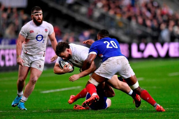 Will Stuart - England and Bath