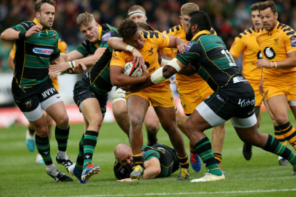 Oghre, Willis and Barbeary can all get Wasps firing, says Richard Blaze