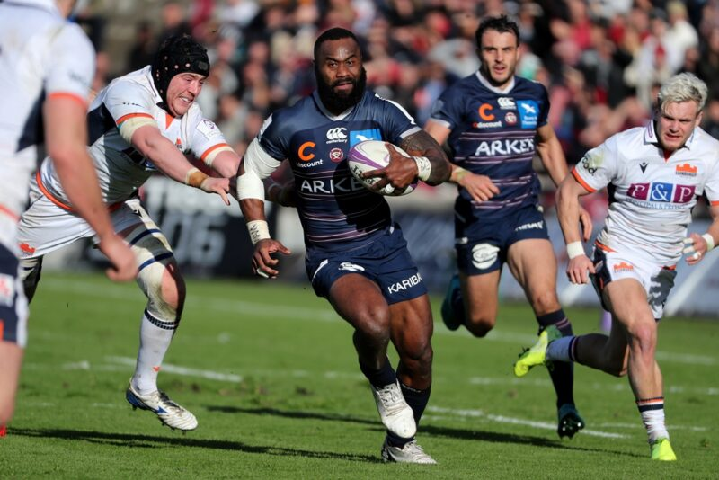 Semi Radradra in action in the Top 14