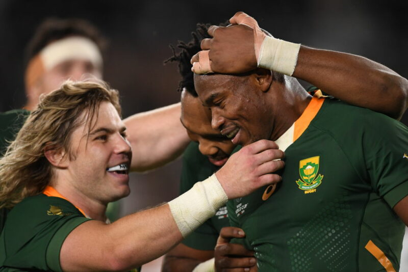 Springboks will face the Lions in 2021