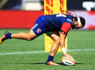 Mike Te'o signed a short-term deal with London Scottish