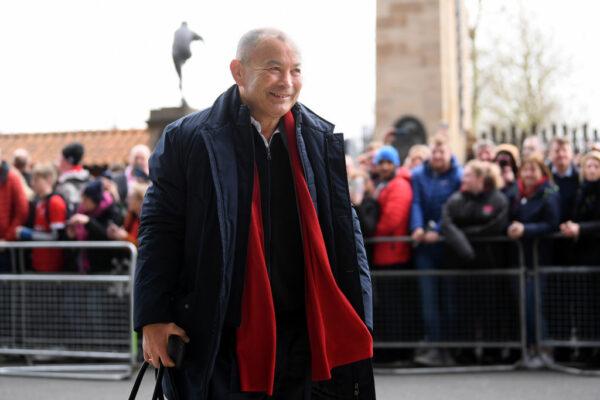 Guscott column: I'm glad Eddie Jones has got the job… who else was there?