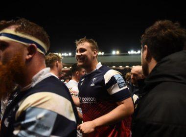 Bristol Bears lock Joe Batley