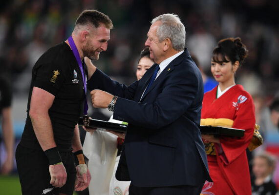 WRU announces its support for Bill Beaumont in World Rugby election race