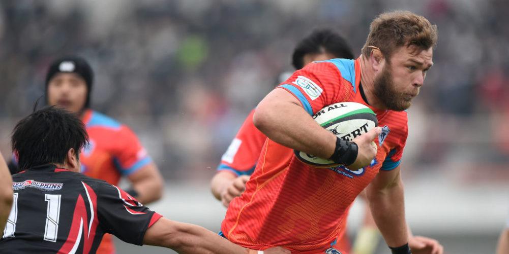 Duane Vermeulen in the Top League