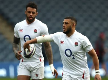 England flanker Lewis Ludlam