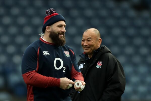 Cain column: Earn your wedge, Eddie by enthusing Joe Marler to carry on
