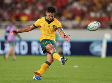 Wallabies fly-half/centre Matt Toomua