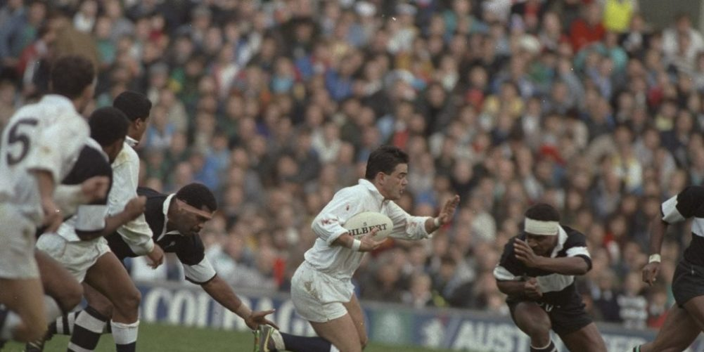 England centre Will Carling