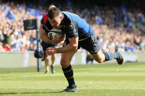 Ireland and Leinster wing Fergus McFadden to retire at season's end