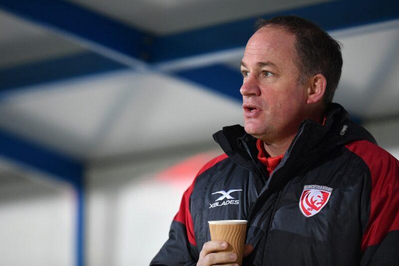Gloucester director of rugby David Humphreys