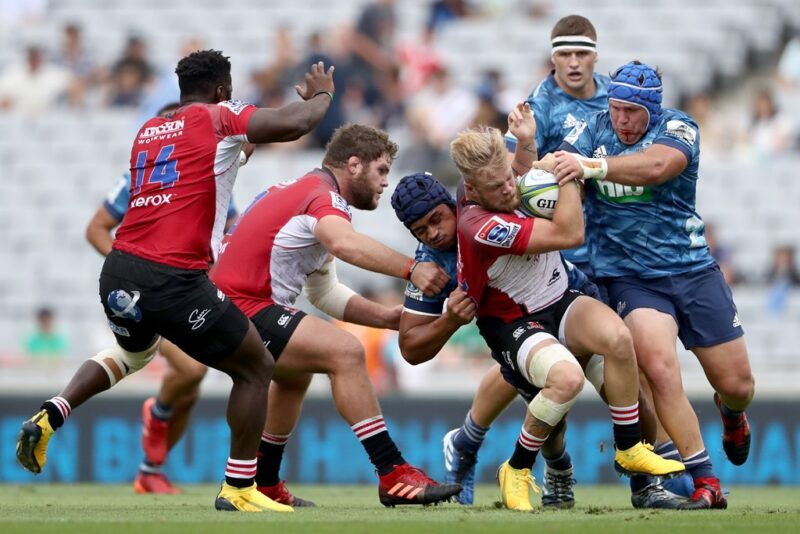 Lions back Tyrone Green is a target for Harlequins
