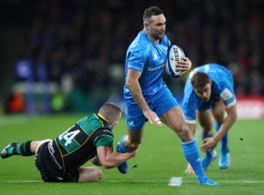 Leinster wing Dave Kearney