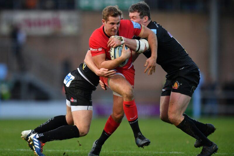 Saracens full-back Max Malins will join Bristol on loan