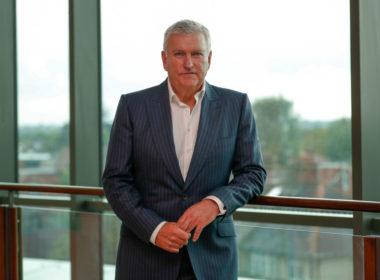 RFU chief executive Bill Sweeney