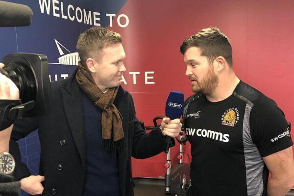 Room 101: BT Sport rugby presenter Tim Cocker