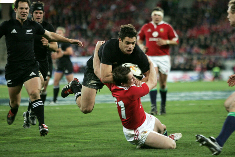 All Blacks great Dan Carter
