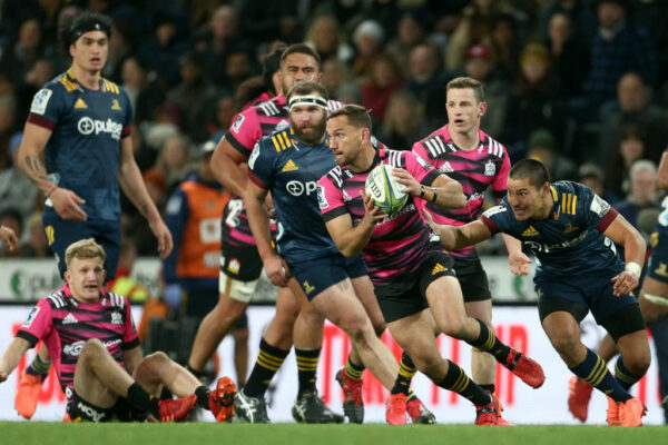 Aaron Cruden in for the Chiefs as they host Blues