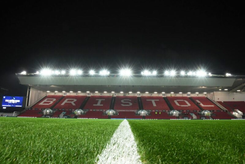 Bristol Bears' Ashton Gate stadium
