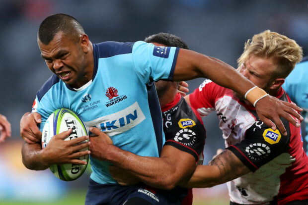 Kurtley Beale has signed for Racing 92