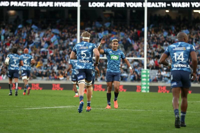 Blues in Super Rugby Aotearoa