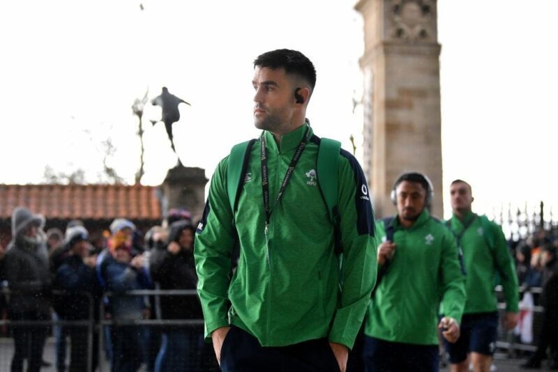 Ireland scrum-half Conor Murray