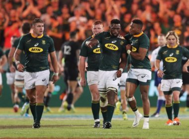 The Springboks host the British & Irish Lions in 2021