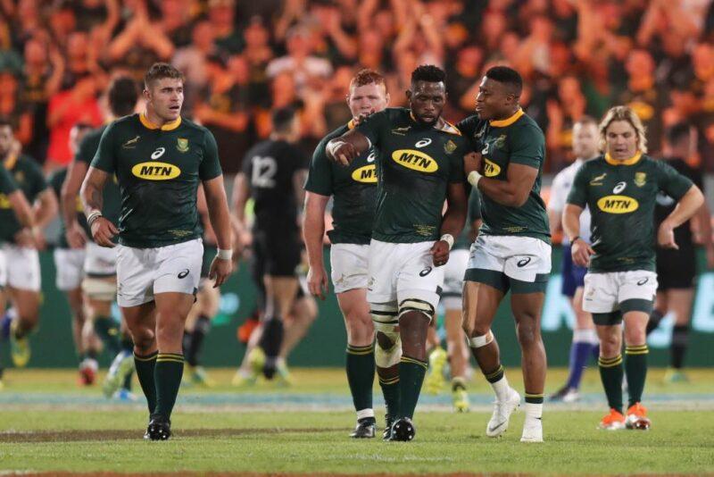 The Springboks host the British & Irish Lions in 2021