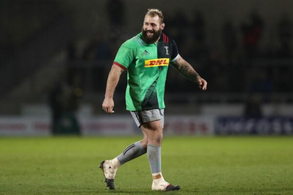 England prop Joe Marler commits to Harlequins