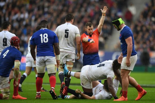 Nigel Owens passes judgement on new orange card available to referees
