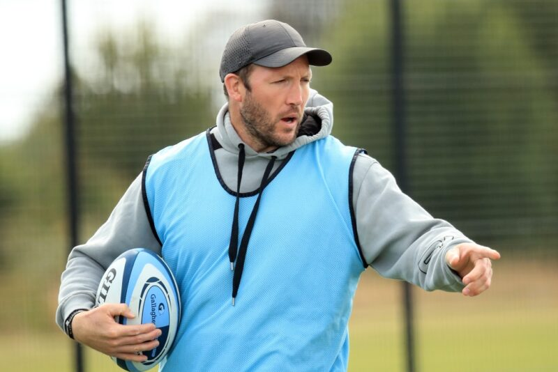 Lance Bradley and the Gloucester board have appointed George Skivington as coach