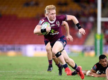 Queensland Reds full-back Isaac Lucas