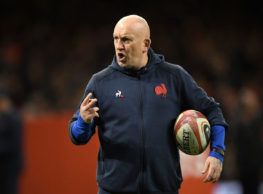 France defence coach Shaun Edwards