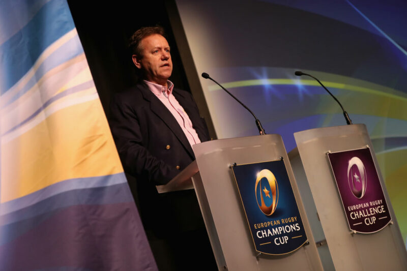 EPCR chairman Simon Halliday says Champions Cup won't be scrapped