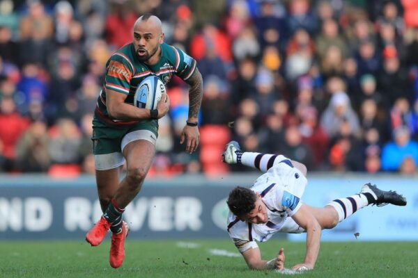 Leicester Tigers ace Telusa Veainu weighing up future