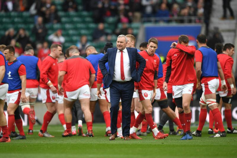 Wales at Twickenham