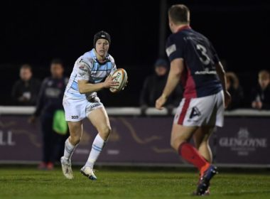 Will Hooley has signed for Saracens