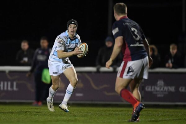 Saracens sign fly-half Will Hooley after leaving Bedford Blues
