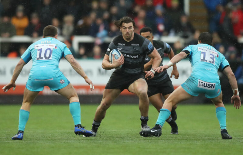 New Scarlets signing Johnny Williams