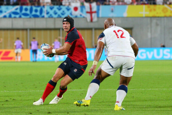 Playing regularly for England remains my lifelong goal, says Piers Francis