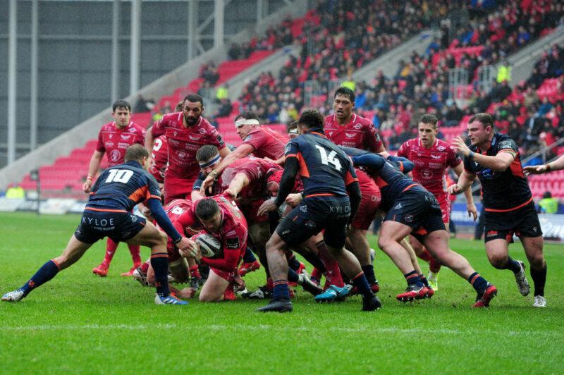 Scarlets v Edinburgh