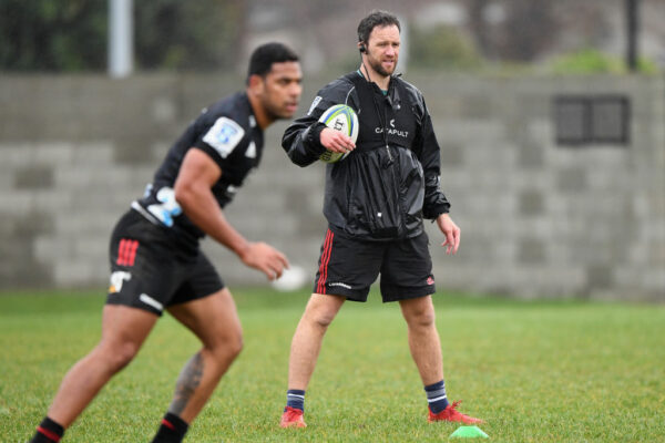Williams column: Mark Jones follows in ROG's footsteps with Crusaders