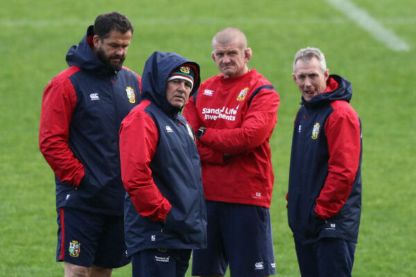 Guscott column: So vital Warren Gatland goes for tried and tested coaches