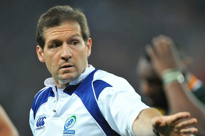 World Rugby seek new referees chief as Alain Rolland moves on