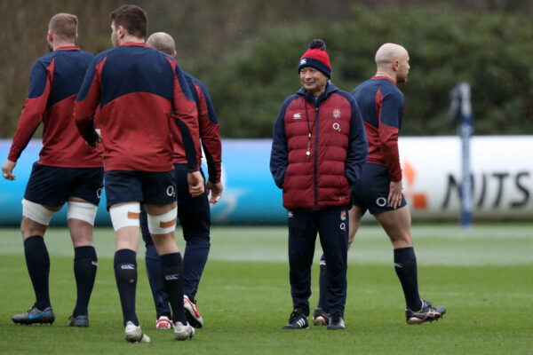 Multiple NRL clubs take interest in England head coach Eddie Jones