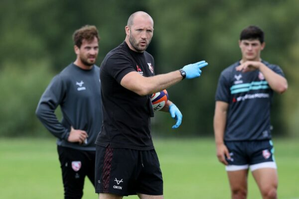 Q&A – George Skivington: We're very lucky to have Kingy and Dom Waldouck at Gloucester