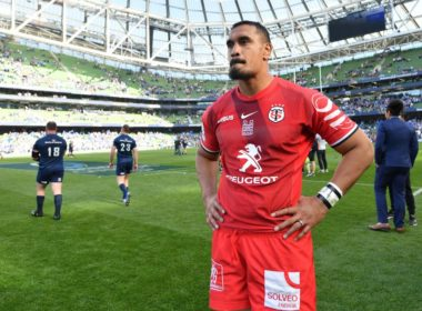 Jerome Kaino has joined PRPW