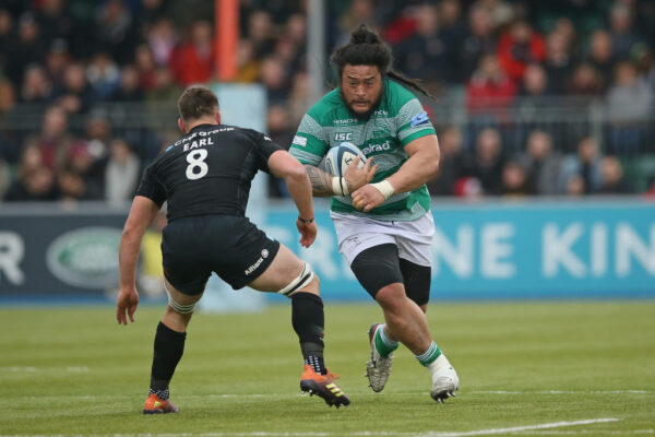Gloucester add Logovi'i Mulipola to pack on short-term deal